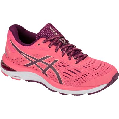 Asics Gel-Cumulus 20 Ladies Running Shoes SS19 - Angled