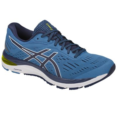 Asics Gel-Cumulus 20 Mens Running Shoes - Blue - Angled1