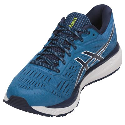 Asics Gel-Cumulus 20 Mens Running Shoes - Blue - Angled2