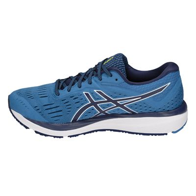 Asics Gel-Cumulus 20 Mens Running Shoes - Blue - Side