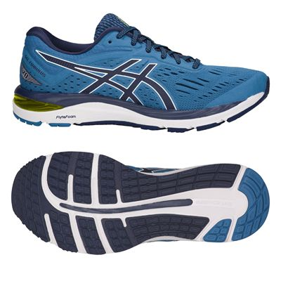 400Asics Gel-Cumulus 20 Mens Running Shoes - Blue