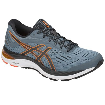 Asics Gel-Cumulus 20 Mens Running Shoes - Grey - Angled2