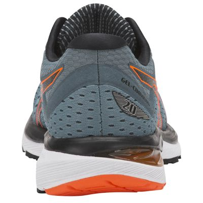 Asics Gel-Cumulus 20 Mens Running Shoes - Grey - Back