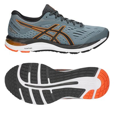Asics Gel-Cumulus 20 Mens Running Shoes - Grey