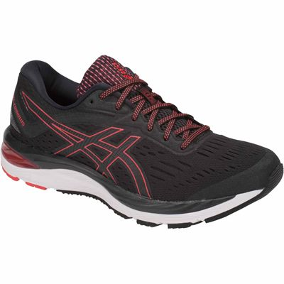 Asics Gel-Cumulus 20 Mens Running Shoes SS19 - Black - Angled1