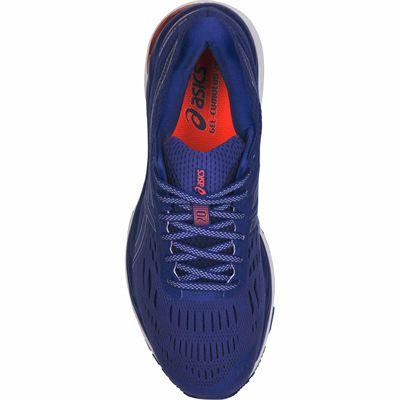 Asics Gel-Cumulus 20 Mens Running Shoes SS19 - Blue - Above