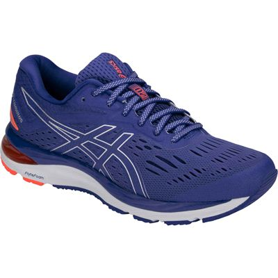 Asics Gel-Cumulus 20 Mens Running Shoes SS19 - Blue - Angled2