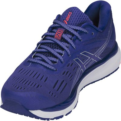 Asics Gel-Cumulus 20 Mens Running Shoes SS19 - Blue - Angled