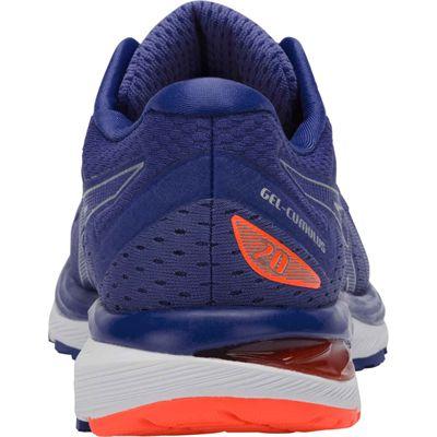 Asics Gel-Cumulus 20 Mens Running Shoes SS19 - Blue - Back