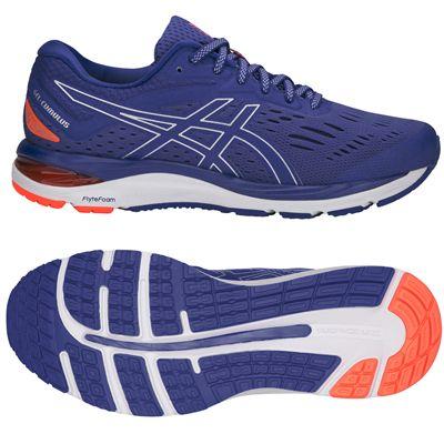 Asics Gel-Cumulus 20 Mens Running Shoes SS19 - Blue
