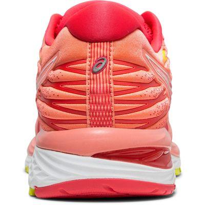 Asics Gel-Cumulus 21 Ladies Running Shoes - Coral - Back