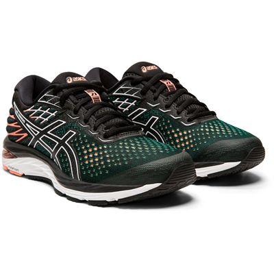 Asics Gel-Cumulus 21 Ladies Running Shoes - Slant