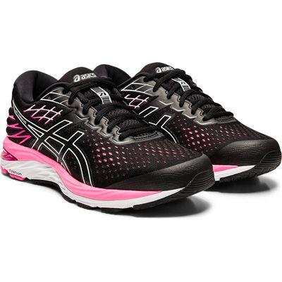 Asics Gel-Cumulus 21 Ladies Running Shoes SS20 - Angled
