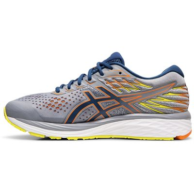 Asics Gel-Cumulus 21 Mens Running Shoes -  Grey - Side