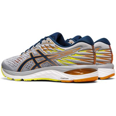 Asics Gel-Cumulus 21 Mens Running Shoes -  Grey - Back