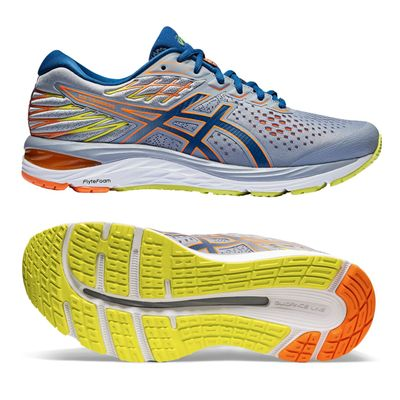 Asics Gel-Cumulus 21 Mens Running Shoes -  Grey