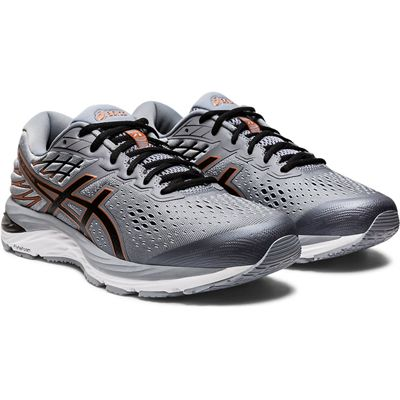 Asics Gel-Cumulus 21 Mens Running Shoes SS20 - Grey - Slant