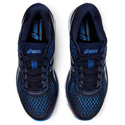 Asics Gel-Cumulus 21 Mens Running Shoes SS20 - Navy - Above