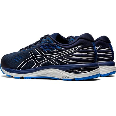 Asics Gel-Cumulus 21 Mens Running Shoes SS20 - Navy - Angled
