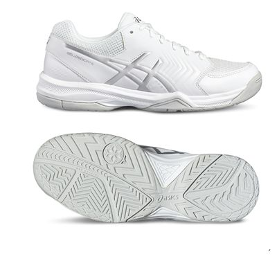 Asics Gel-Dedicate 5 Ladies Tennis Shoes-white-main