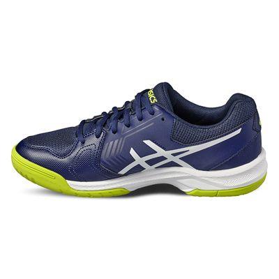 Asics Gel-Dedicate 5 Mens Tennis Shoes-blue-side2