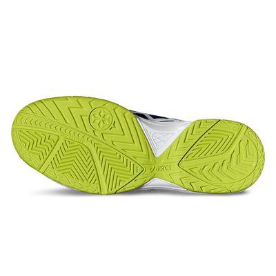 Asics Gel-Dedicate 5 Mens Tennis Shoes-blue-sole