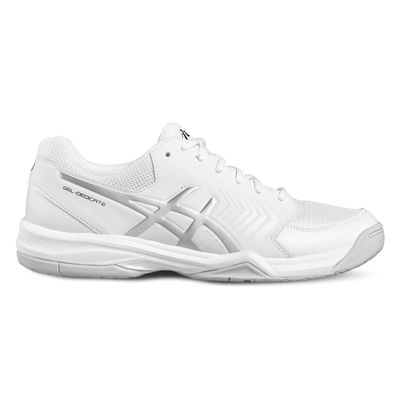 Asics Gel-Dedicate 5 Mens Tennis Shoes-white-side2