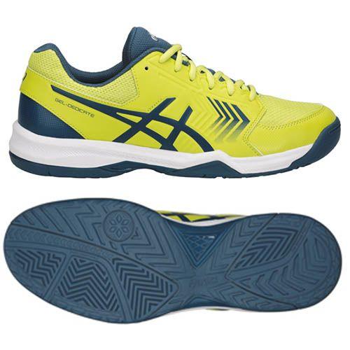 Asics Men S Gel Dedicate  Tennis Shoe Review
