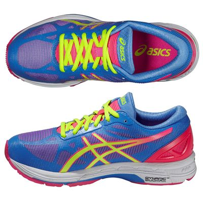 Asics Gel-DS Trainer 20 Ladies Running Shoes - Alternative View