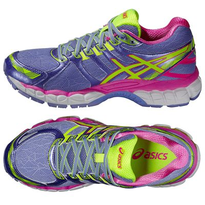 Asics Gel-Evate 3 Ladies Running Shoes - Alternative View