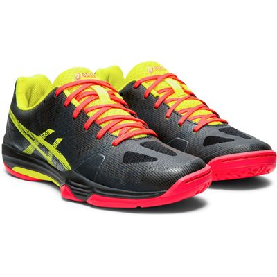 Asics Gel-Fastball 3 Ladies Indoor Court Shoes - Angle