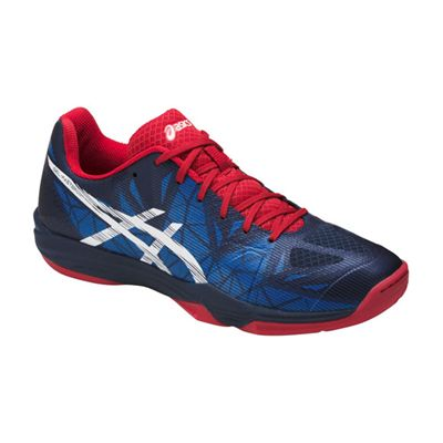 Asics Gel-Fastball 3 Mens Indoor Court Shoes - Angled