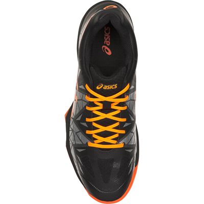 Asics Gel-Fastball 3 Mens Indoor Court Shoes AW18 - Above