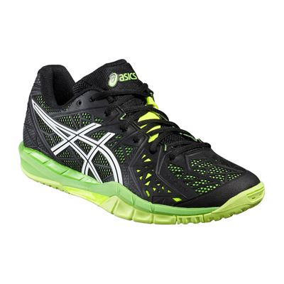 Asics Gel-Fireblast 2 Mens Indoor Court Shoes-Angled