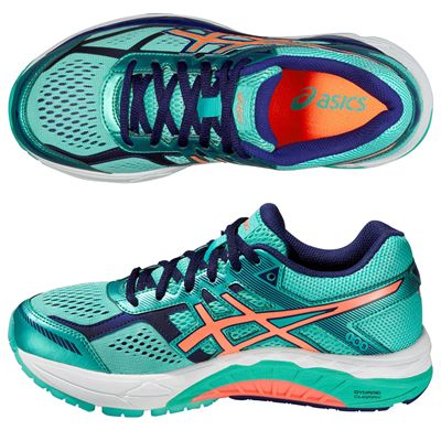 Asics Gel-Foundation 12 Ladies Running Shoes - Alternative View