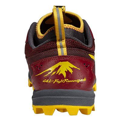 Asics Gel-Fuji Runnegade Mens Running Shoes - Back View