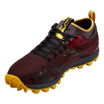 Asics Gel-Fuji Runnegade Mens Running Shoes - Perspective View