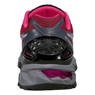 Asics Gel-Fuji Trabuco 4 Ladies Running Shoes - Back View