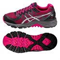Asics Gel-Fuji Trabuco 4 Ladies Running Shoes