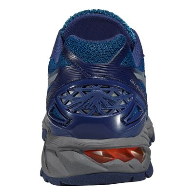 Asics Gel-Fuji Trabuco 4 Mens Running Shoes - Back View