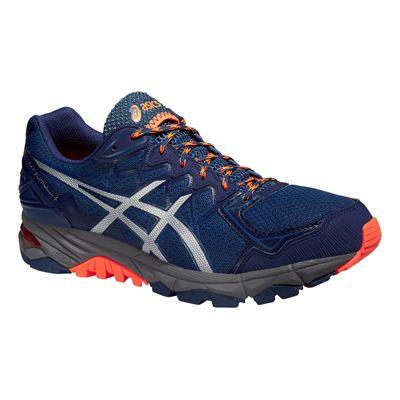 Asics Gel-Fuji Trabuco 4 Mens Running Shoes - Side View