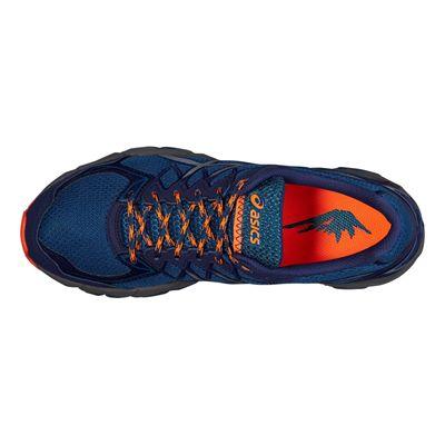 Asics Gel-Fuji Trabuco 4 Mens Running Shoes - Top View