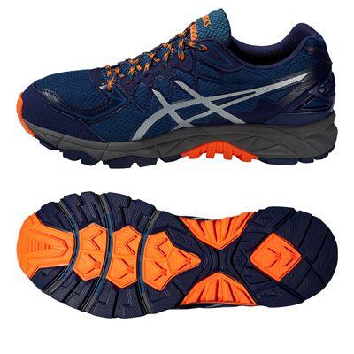 Asics Gel-Fuji Trabuco 4 Mens Running Shoes