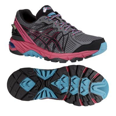 Asics Gel-FujiTrabuco 3 Neutral G-TX Ladies Running Shoes