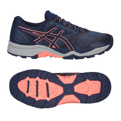 Asics Gel-FujiTrabuco 6 Ladies Running Shoes - Main