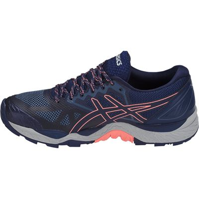 Asics Gel-Fujitrabuco 6 Ladies Running Shoes - Side