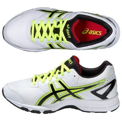 Asics Gel-Galaxy 8 GS Junior Running Shoes/Line/Alternative View