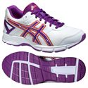 Asics Gel-Galaxy 8 GS Junior Running Shoes - Coral