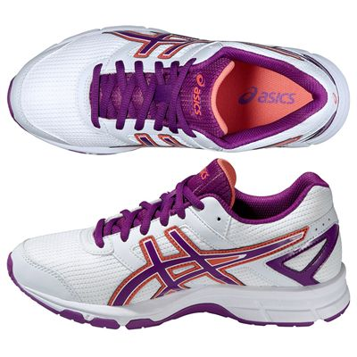 Asics Gel-Galaxy 8 GS Junior Running Shoes - Alternative View