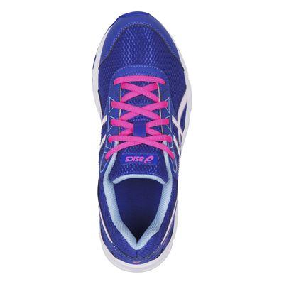 Asics Gel-Galaxy 9 GS Girls Running Shoes - Above